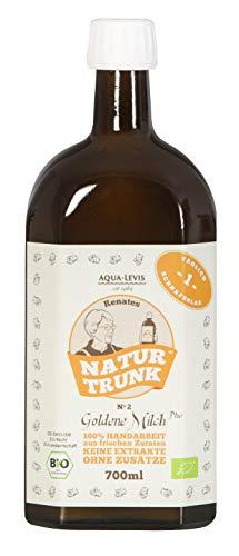 Renates NaturTrunk N° 2 gouden melk plus 700 ml DE-ÖKO-006