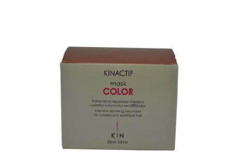 Kin Kinactif Masque Réparateur Intensif pour Cheveux Colorés et Sensibilisés 200 ml
