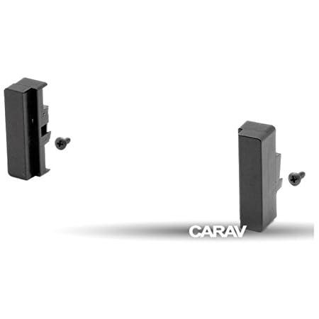 Carav 11 003 Din Autoradio Radioblende Dvd Dash Elektronik