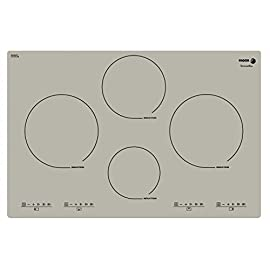 Fagor ifa-80 bn bonita induction cooktop with 4 cooking zones, 30-inch, grey 1 4 cooking zones 7-point safety system 12 cooking settings + 3 quick launch settings