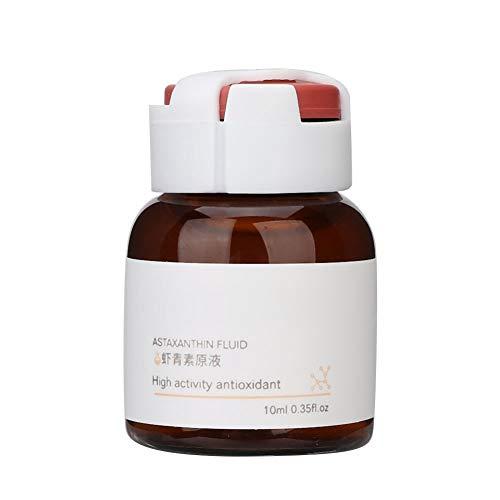 Astaxanthine Serum, 10 Ml Antioxidant Verhelderende Vlekken Huidherstel Vloeistof voor Alle Huidtypes Beschermt de Huid