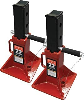 Pair of 22 Ton Jack Stands -2Pack