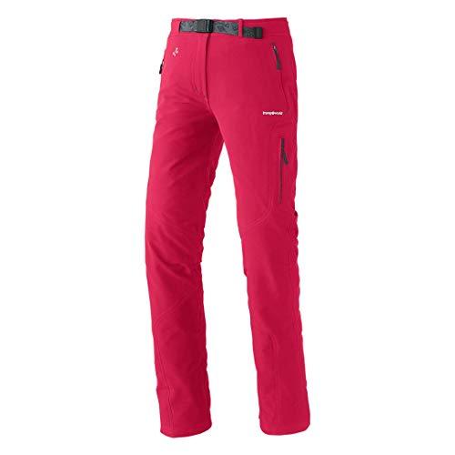 Trangoworld Esprea Pantalon Long pour Femme XL Rose foncé