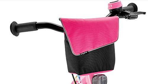 Puky LT 2 Kinder Fahrrad Lenkertasche pink/schwarz