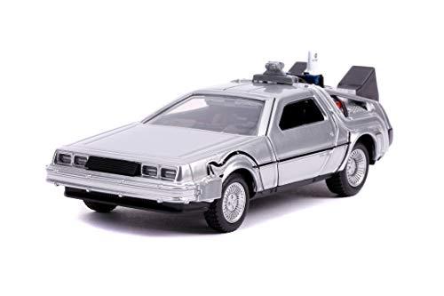 Jada coleccionismo Coche Delorean Regreso al Futuro-vehículo Coleccionable-Escala 1:32 253252003, Color