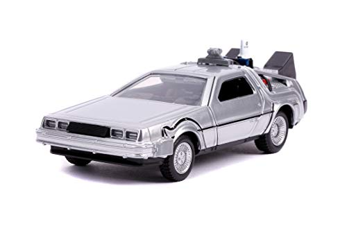 JADA TOYS Time Machine Ritorno al Futuro 2 in scala 1:32 die-cast, + 8 anni, 253252003