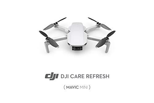 DJI Mavic Mini Care Refresh - Garantieerweiterung für Mavic Mini, bis zu zwei Ersatzteile, Aktivierung innerhalb von 24 Stunden, Gültigkeit 12 Monate, nicht erneuerbar
