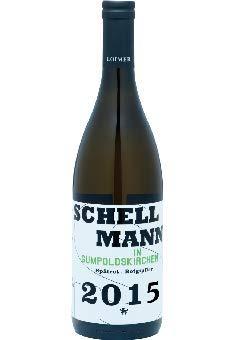 Gumpoldskirchner Cuvée tr. 2015 Schellmann -Loimer, trockener Weisswein aus dem Kamptal