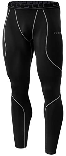 TSLA Men's Thermal Compression Legging