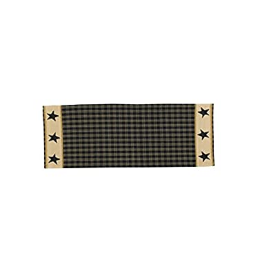 Park Designs Sturbridge Star Table Runner, 13 x 36