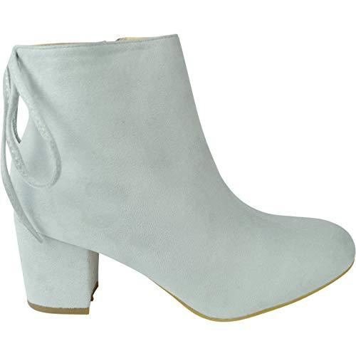 BeMeesh Zapatos Mujer Tipo Mocasines Botines Borlas