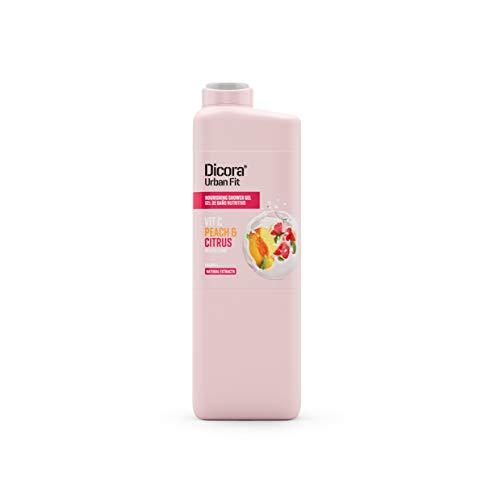 Dicora Urban Fit® Gel De Baño Vitamina C Citrus & Peach 750 Ml