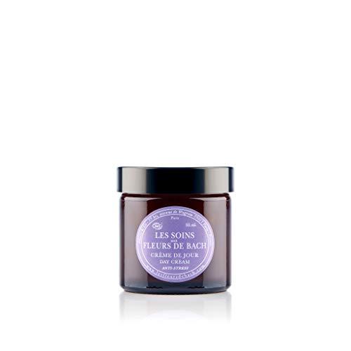 Elixirs & Co - Les Soins aux Fleurs de Bach - Crème de Jour Anti Stress - Détente - Bien-être - Relaxation - Sérénité - Reméde Naturel - Bio - Made in France - 60ml