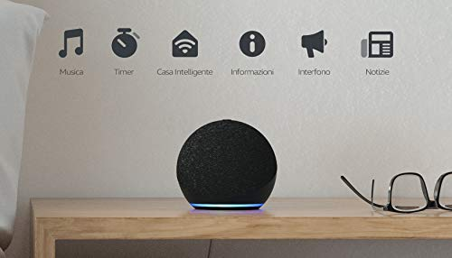 Nuovo Echo Dot (4ª generazione) - Altoparlante...