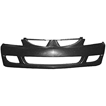 OE Replacement Mitsubishi Lancer Bumper Cover