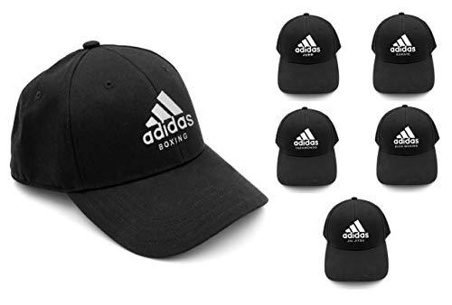 adidas Baseball Cap Men Women Hat Black Boxing, One Size Gorra de...