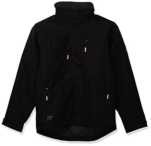 Helly Hansen 34-076201 Workwear Funktionsjacke/Berg Jacket Winterjacke,schwarz,S