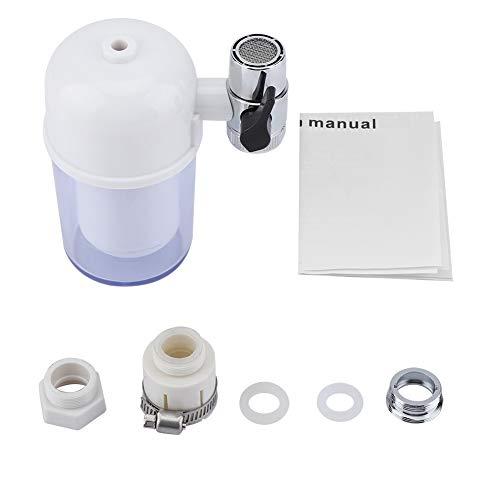 Sanon accessoires kraanfilter waterkraan, 8 niveaus voor verwijdering van schadelijke stoffen voor de huiskeuken.