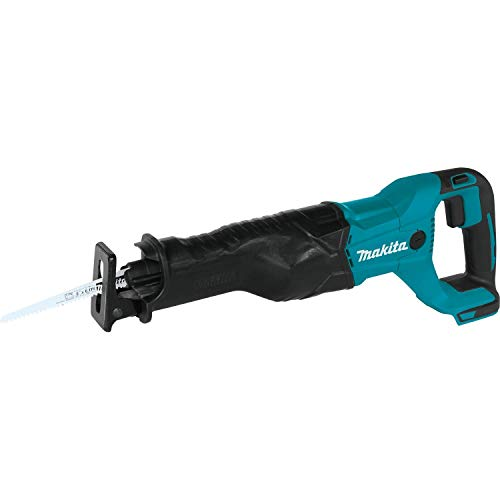 Makita XRJ04Z 18V LXT Lithium-Ion Cordless Recipro Saw, Tool Only