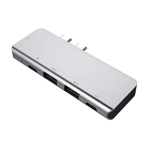 USB C Hub Docking Station, USB C Port, 4K HDMI, 2 USB 3.0-Y02
