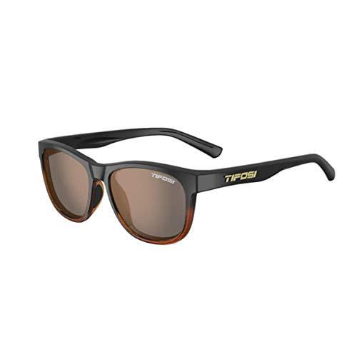 Tifosi Optics Swank Sunglasses (Brown Fade/Brown Lenses)