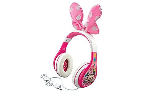 eKids – Minnie Bow-tique – Hoofdtelefoon met volumebegrenzer