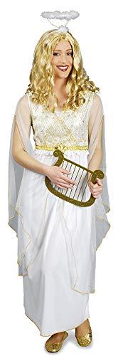 Körner Disfraz de ángel Vestido Lucia para Mujer (42/44)