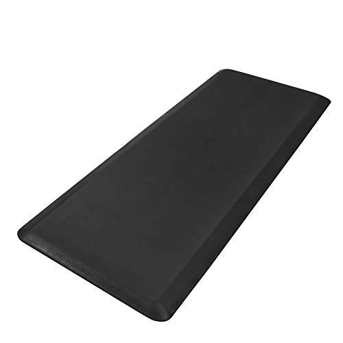 """HEBE Kitchen Mat Cushioned Anti Fatigue Floor Mat 20""""x42""""x4/5"""" Waterproof Non-Slip Comfort Standing Mat Ergonomic Kitchen Mat Rug Runner for Office,Sink,Laundry,Desk"""