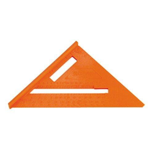 [Johnson]7インチキャストスクエア定規(インチ表記)●アメリカ製丸のこガイド直角定規三角定規ツーバイフォー2x4、2x6