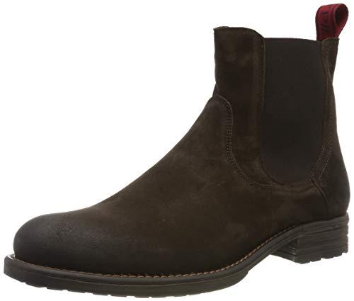 Marc O'Polo Herren 90725005001300 Klassische Stiefel, Braun (Dark Brown 790), 44 EU