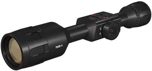 ATN Thor 4 4 5 18x 384x288 Thermal Rifle Scope w Ultra Sensitive Next Gen Sensor WiFi Image product image