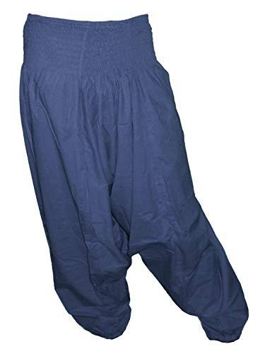 itendance - Pantaloni - Unisex - Adulto Blu blu Taglia unica
