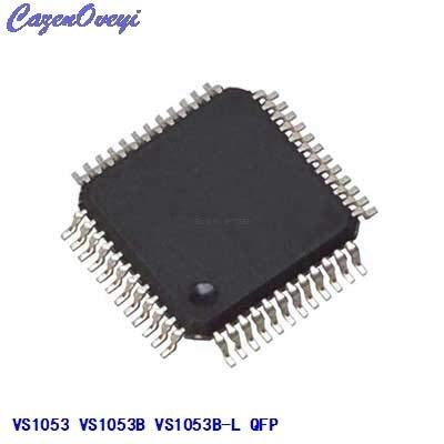 1 teile/los VS1053 VS1053B VS1053B-L QFP sprache codierung und decodierung chip 100% neue original qualitätssicherung Auf Lager