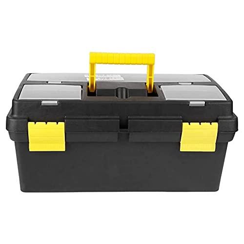 Caja de herramientas Caja de herramientas Caja de herramientas extraíble Box Cajas de almacenamiento para mujeres Niños Motosierra Tornillos de la casa Bota de coche Niños Niñas Truco Herramientas Cam