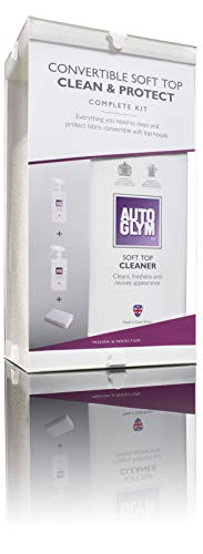 Autoglym Fabric Hood Set 2 X 500ML