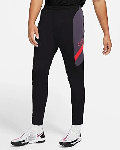 NIKE CT2491-014 M NK Dry ACD TRK Pant KP FP MX Pants Mens Black Dark Raisin Siren Red (Siren Red) M
