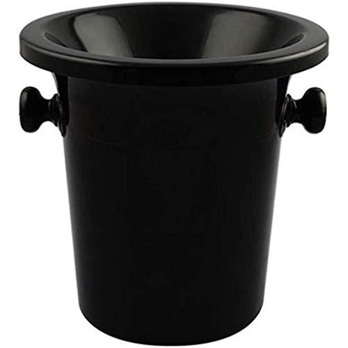 ZSQHD Cubo de Hielo - Champagne Cubos Cubos Cubos de Hielo Ciegos Negro Cócteles Barriles de Vino