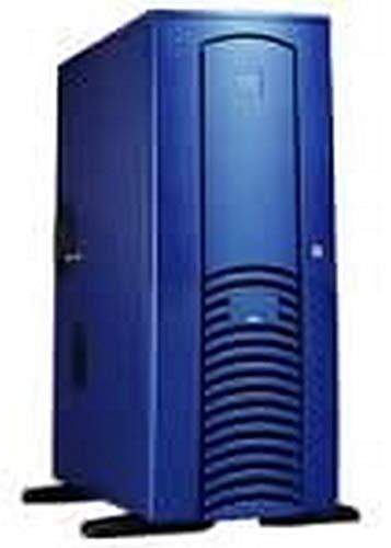 Chieftec DX-01BL-D-U-OP PC Gehäuse Minitower 4x5.25 Blau