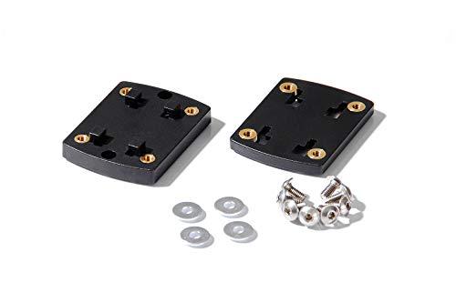 SW-MOTECH Clip-Adapter für Navi-Halter Adapterplatte, Richter-System