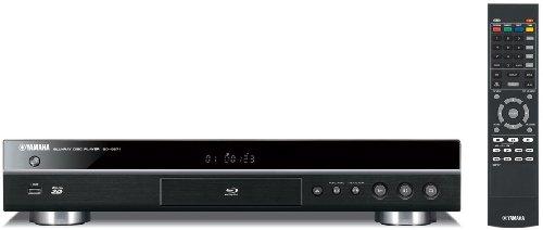 Yamaha BD-S 671 3D Blu-ray-Player (HDMI, Upscaler 1080p, DivX Ultra-Zertifiziert, USB 2.0) schwarz