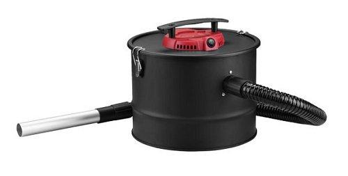 Mauk 1769 Asche und Grobschmutz Sauger elektrisch 15L, 600 W, 240 V, schwarz