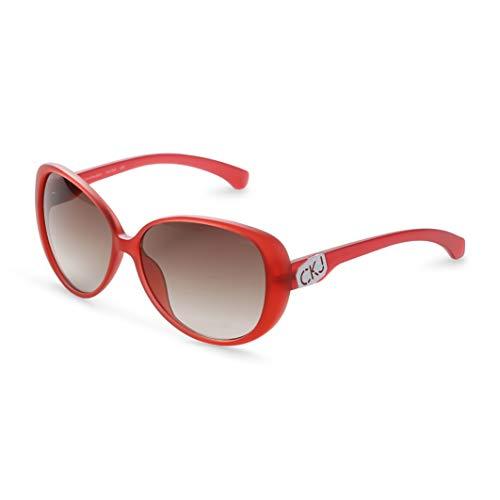 Calvin Klein CKJ726S Gafas de sol Mujer Rojo NOSIZE