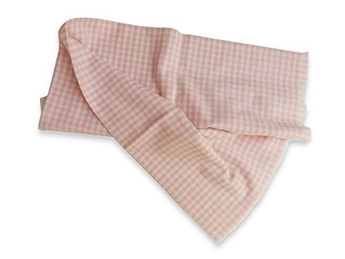 Schulz - Baby-Decke Rosa - feinste, weiche andalusische Merinowolle - 125x75cm
