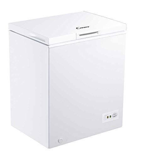 Candy CCHM 145 Congelatore Orizzontale, Capcacità Totale Netta 146L, Colore Bianco, Classe energetica A+