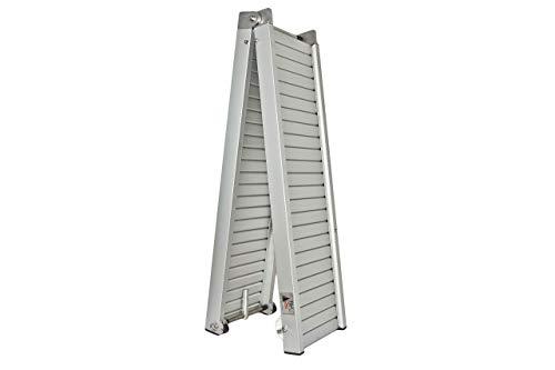 Pasarela Plegable Aluminio Antideslizante 180 / 200 / 220 / 250 / 270 / 300 Cm Personalizable Handmade para barco o bote