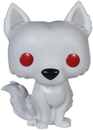 Funko POP  Game of Thrones Ghost Vinyl Figure by Funko TOY by Funko