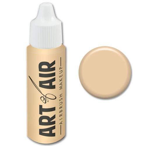 Art of Air Airbrush Makeup - Foundation 1/2oz Bottle Choose Color (1/2 oz Movie Star)