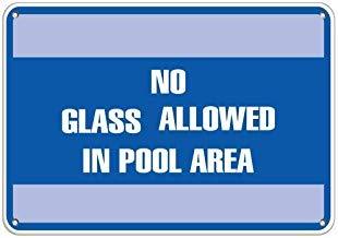 Glass Allowed Pool