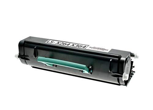 X264H11G Toner Compatibile Per Lexmark X264 X264DN X363DN X364DN X364DW 9.000 pagine