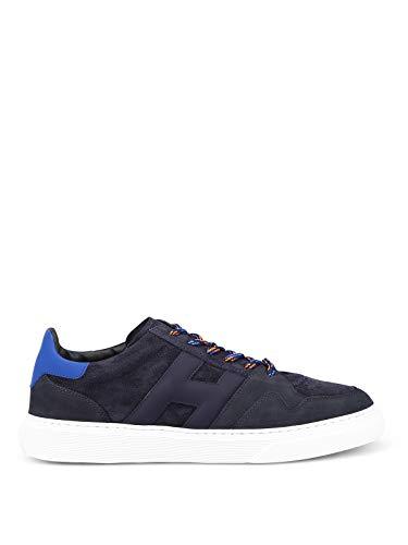 HOGAN H365 blue sneakers